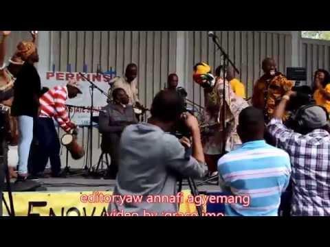 Ghana Azonto Culture display