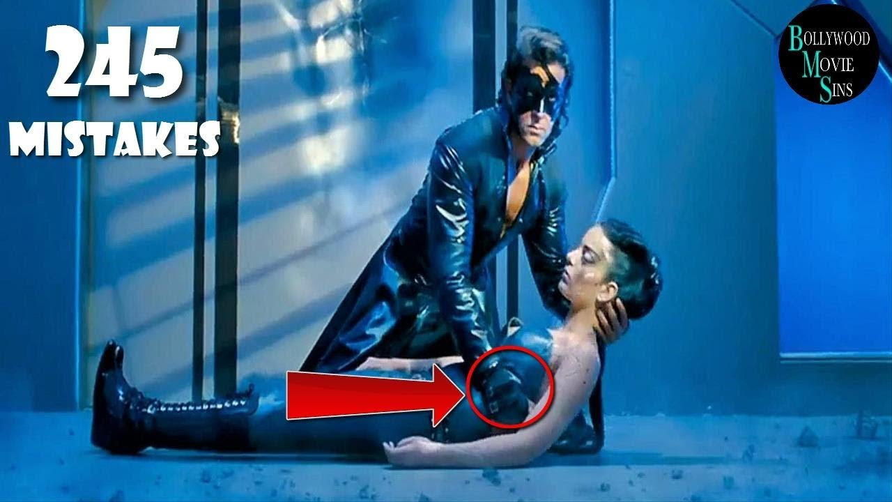 Download [EWW] KRRISH 3 FULL MOVIE (245) MISTAKES FUNNY MISTAKES KRRISH 3