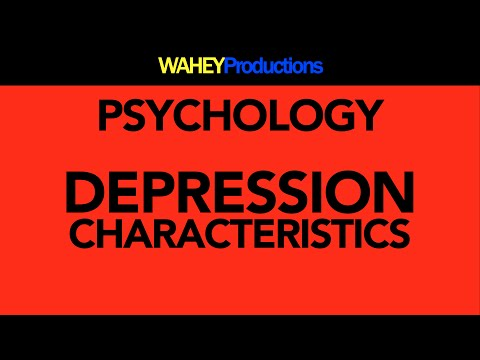 a2 psychology depression essays Depression is a category of mood disorders , which is often divided into two main  types: unipolar  levels: as, a level exam boards: aqa, edexcel, ocr, ib.