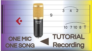 NW 800 - Record Entire song with the cheapest condenser Mic on AMAZON