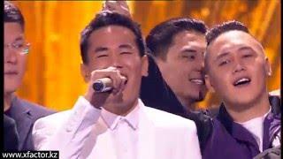 Песня победителя Астана Каргабай. X Factor Казахстан. 8 концерт. Эпизод 17. Сезон 6.