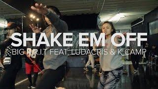 Shake Em Off - Big K.R.I.T Feat Ludacris & K Camp | Kayce Viray Choreography | Studio V