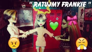 Monster high 4 - odcinek 94 - Ratujmy Frankie