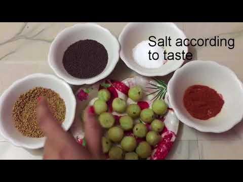 Super food amla recipie to  nourish your hair (part 2)