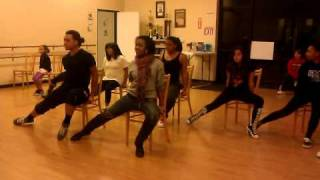 Amari marie, pretty girl rock choreography