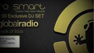 Alvaro Smart at Ibiza Global Radio (Cloning Sound Radioshow #33) November 2012