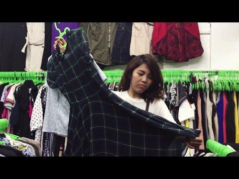Thrift Vlog: Surplus Shop + JBC