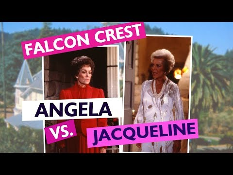 "Falcon Crest #012 ""Family Reunion"" - Angela and Jacqueline ..."