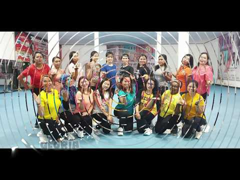 KAKA ENDA-PUTRI PASANEA/LINE DANCE/GLORIA DANCE CLUB MERAUKE