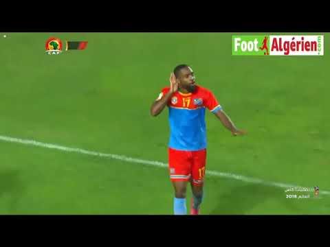 Tunisie – RD Congo  Résumé du match Football  Qualifications Mondial 2018