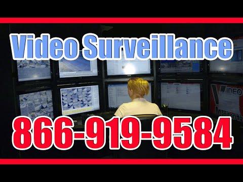 Live Video Monitoring Service Houston TX|866-919-9584|Houston Video Surveillance Services