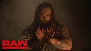 Bray Wyatt proclaims the end of The Great War with Matt Hardy is near: Raw, Dec. 18, 2017
