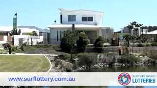 Surf Life Saving Lottery Prize Home 166