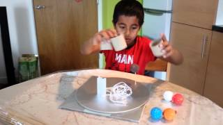 How to make a Solar System model (part 1)