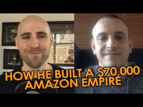 How He Built A $70,000/Month Amazon Publishing Empire (Kindl