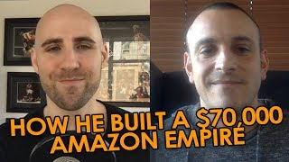 How He Built A $70,000/Month Amazon Publishing Empire (Kindle, CreateSpace, Audible)