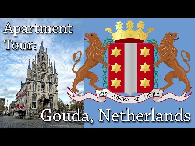 Apartment Tour | Gouda, Netherlands Airbnb