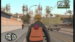 Скачать Grand Theft Auto Shinobi World PC