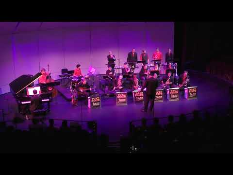 NC State Jazz Ensemble 1: Shiny Stockings (Fall 2017)