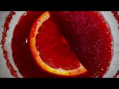 Sexy Time - Hibiscus Infused Gin Cocktail - Jason Diamond