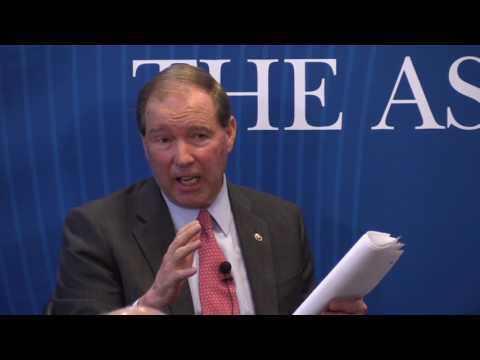 Arts and Government with Senator Tom Udall, Melody Barnes and Damian Woetzel
