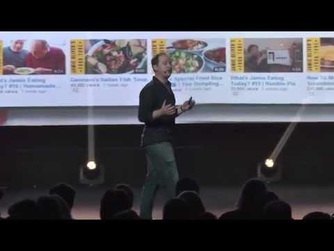 Richard Herd/ Christian Stevenson- Jamie Oliver's Food Tube Story