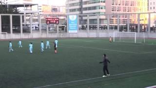 U14 Istanbul Atakent SK 2-3 Gunesli 2. yari