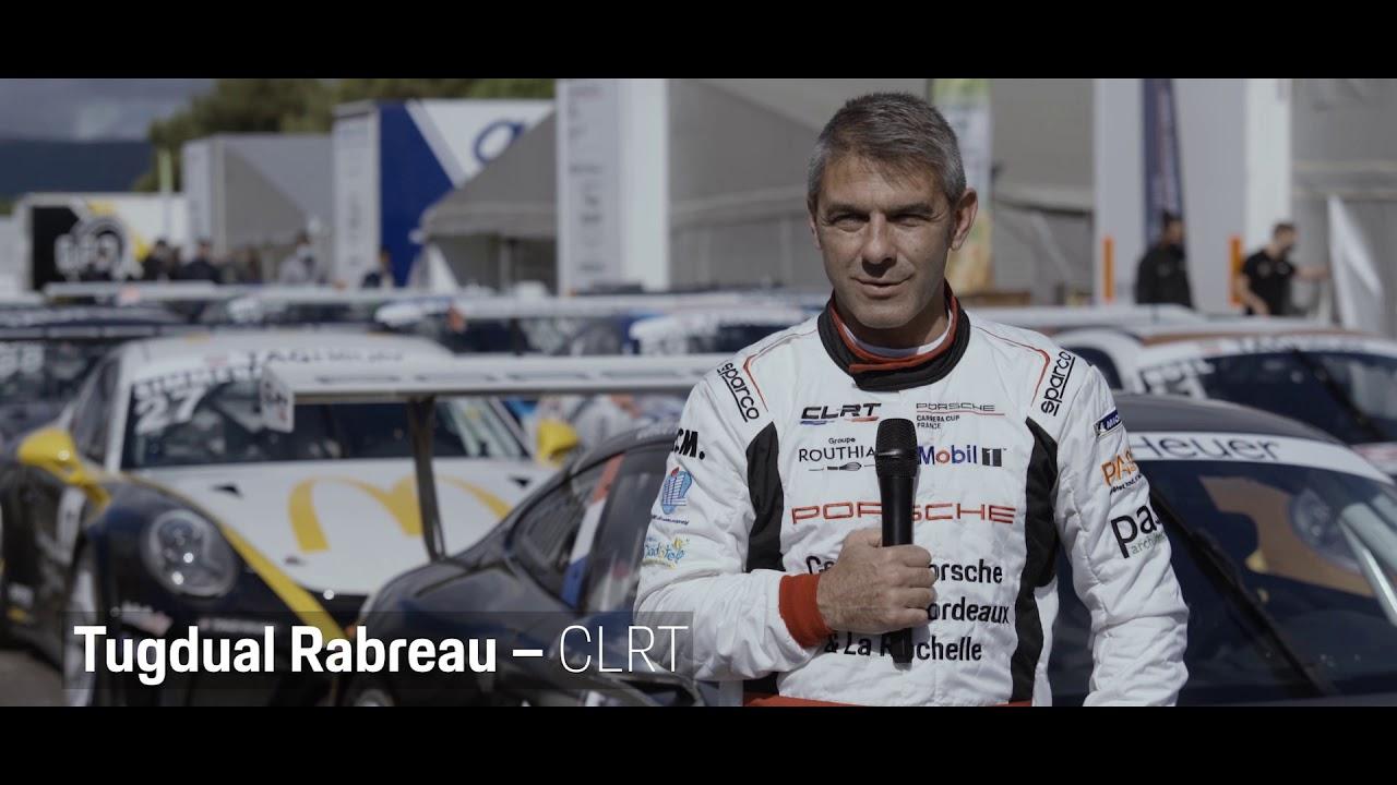 2020 - #PCCF Porsche Carrera Cup France - Le départ