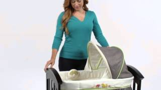 Summer Infant Classic Comfort Wood Bassinet Product Video