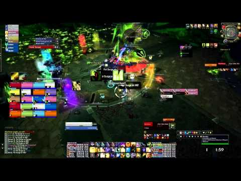 Crusaders of Honor x Xhul'horak Mythic Priest Disk pov