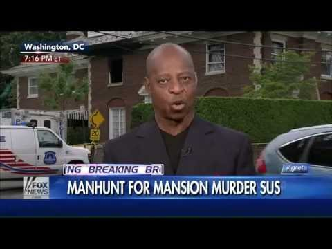 5-22-2015 Suspect in Washington DC quadruple homicide arrested   Fox News