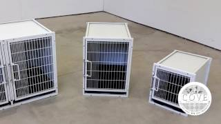 K9 Dog Kennel Cage Bank Systems
