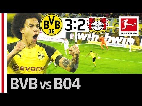 Borussia Dortmund vs. Bayer Leverkusen I 3-2 I The Great Jadon Sancho Show