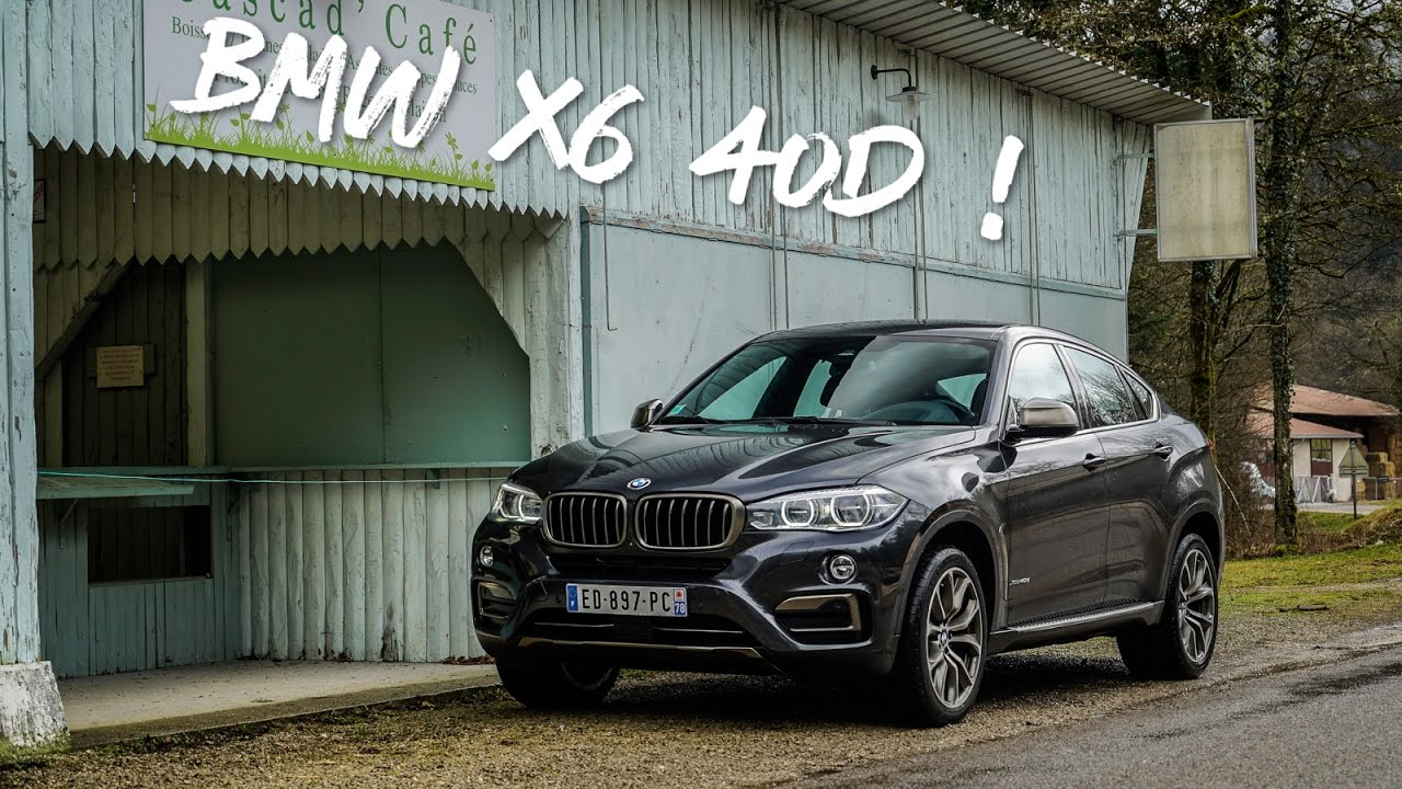 essai du bmw x6 40d exclusive f16 youtube. Black Bedroom Furniture Sets. Home Design Ideas