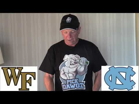 North Carolina vs Wake Forest 3/3/20 Free College Basketball Pick and Prediction CBB Betting Tips