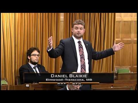 The Importance of the Canadian Labour Movement:   Daniel`s speech on the repeal of C-377 and C-525