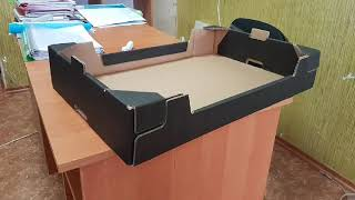 ящики из пятислойного гофрокартона в Крыму