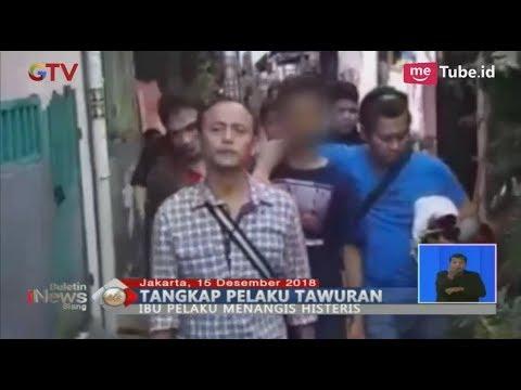Terungkap! Inilah Pelaku Pengeroyokan Insiden Tawuran Antar Pelajar di Jakarta - BIS 16/12 Mp3