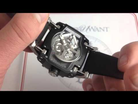 Romain Jerome Moon Orbiter Speed Metal (Flying Tourbillon) Luxury Watch Review