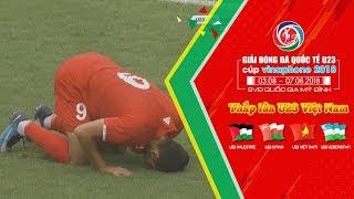 Thủ môn mắc sai lầm, U23 Uzbekistan gục ngã trước U23 Palestine | VFF Channel