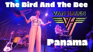 The Bird And The Bee - Panama Live at Crescent Ballroom 82819