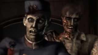 Resident Evil zombie mashup