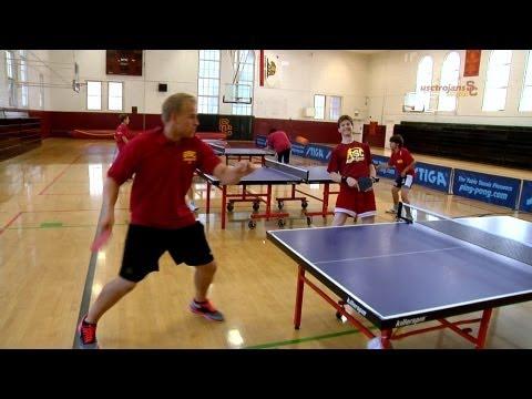 Matt Barkley: Ping Pong Pro