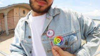 VLOG: Как прошел гей-парад на Брайтон-Бич?