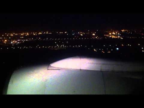 THAI AIRWAYS LANDING AT INDIRA GANDHI INTERNATIONAL AIRPORT T3 NEW DELHI MAH04038
