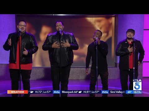 """All-4-One"" Performs"