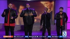 """All-4-One"" Performs ""I Swear"" LIVE on KTLA"
