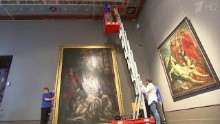 Выставка художника Якоба Йорданса открывается в Музее изобразительных искусств имени Пушкина.