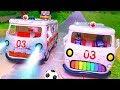 Видео с игрушками для детей на русском языке - Подарок!