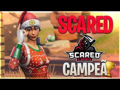 CAMPEÕES CAMP SQUAD CONEXÕES GAMES Scared E-Sports